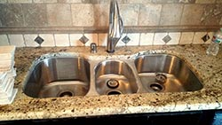 We carry custom sinks and faucets for kitchen and baths - NM NM