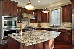 Albuquerque NM Granite kitchen T & T Stone