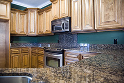 NM Granite kitchen T & T Stone