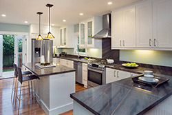 massachusetts Granite kitchen T & T Stone