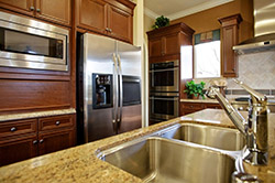 undermount sink Albuquerque NM Granite kitchen T & T Stone